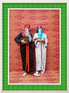 Hassan Hajjaj's rockstar portraits – in pictures    Hassan Hajjaj's portraits from Marrakech capture the colour and spontaneity of his childhood in Morocco. His sitters – 'not just musicians but the snake charmer, henna girl, bad boy, male belly dancer' – often wear clothes he has designed, standing in spaces totally covered by patterns he has chosen, and the photographs are eventually set in a frame he has constructed.