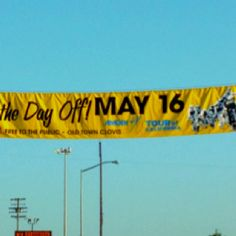 Amgen tour of  California is in Clovis tomorrow!
