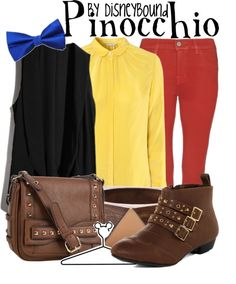 """""""Pinocchio"""" by lalakay ❤ liked on Polyvore"""