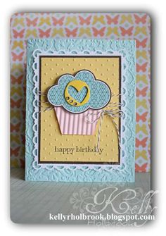 Card: Happy Birthday