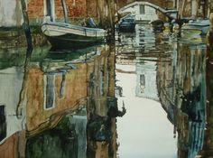 Paul Dmoch (watercolor)