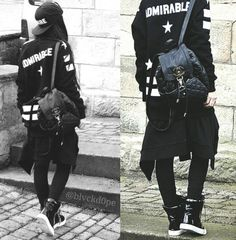 Blvck fashion, zattoni, admirable, chanel, urban fashion