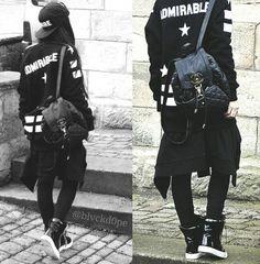 Blvck fashion, zattoni, admirable, chanel, urban fashion