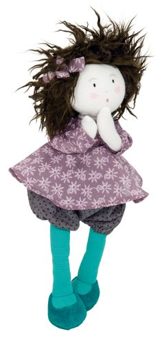 MR710502 Moulin Roty Les Coquettes Louison Rag Doll
