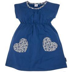 We Heart Flowers Child Dress (2-6yrs)