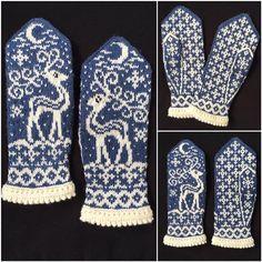 Knitting Patterns Ravelry Ravelry: Midvinter (Mid Winter) pattern by JennyPenny