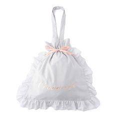 QG51 巾着トートバッグ|Pick up item|Cocoonist(コクーニスト)|新作のルームウエア、リビングアイテム、ボディケアなどスタッフおすすめのアイテムをご紹介。限定商品も。
