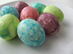 Jeweled Eggs (An Easter Project)