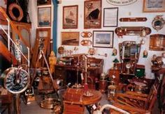 My Own Antiques Business