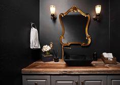 6 Consejos para un Baño Negro
