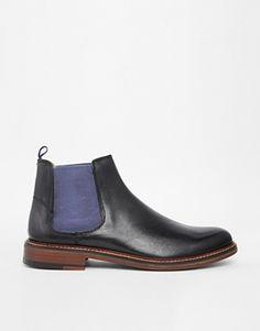 Enlarge Ben Sherman Leon Chelsea Boots