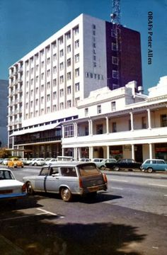 Rhodesia Remembered: A Salisbury Walkabout with Patrick Allen Zimbabwe History, Zimbabwe Africa, Out Of Africa, East Africa, Johannesburg City, Anglican Cathedral, Walkabout, Salisbury, African History