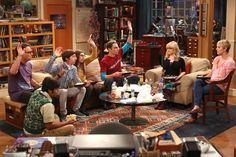 The Big Bang Theory: Raise your hand