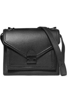 LOEFFLER RANDALL . #loefflerrandall #bags #shoulder bags #leather #