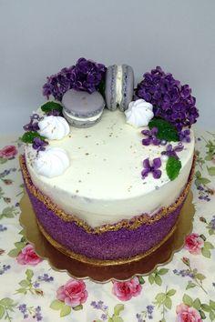 Marchewkowe Słodkości – -Pieczenie z pasją- Sugar Sheets, Vanilla Cake, Food And Drink, Birthday Cake, Desserts, Posts, Tailgate Desserts, Deserts, Messages