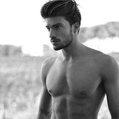 Mariano di Vaio; love my Italian men. God. He's gorgeous.