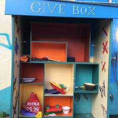 Givebox 1 - Evere