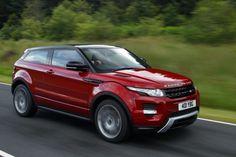 Nine-Speed Auto Pegged For Range Rover Evoque: Report, Gallery 1 - MotorAuthority