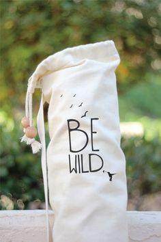 Hand Sewn Yoga Mat Bag Home Is Where My Mat Is