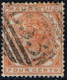 Mauritius Stamps 1879 Queen Victoria SG 93 Fine Used Scott 60 Other Mauritius Stamps HERE