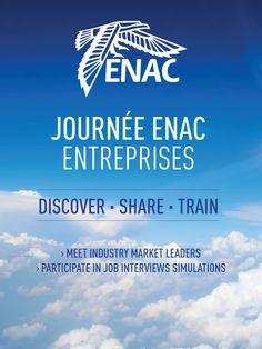 Affiche journée ENAC entreprise 2015