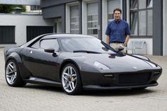 New Lancia Stratos - Autoblog Japan