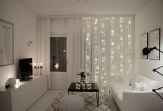 Top Ideas For The Living Room Décor - Interior Decor and Designing Living Room Interior, Living Room Decor, Bedroom Decor, Decor Room, Pinterest Home, Studio Apartment Decorating, Dream Rooms, House Rooms, Home And Living