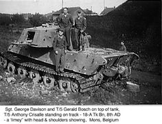 8th Armored Division - Photos