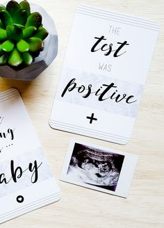 Queen Bee Pregnancy Milestone Cards in Marble by Blossom & Pear