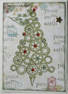 Sophie's Art: Christmas Steampunk - soft