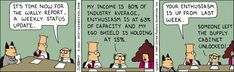 Dilbert Classics by Scott Adams for Tue 30 Mar 2021 #Dilbert #Comics Scott Adams, Curb Your Enthusiasm, Comic Strips, The One, Dilbert Comics, Make It Yourself, Canning, Reading, Funny Shit