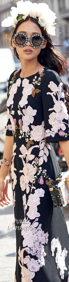 Dolce & Gabbana Sera 2018 Collection | Purely Inspiration