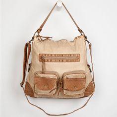 T-SHIRT & JEANS Two Tone Pocket Tote Bag 235087409 | Totes & Messenger Bags | Tillys.com