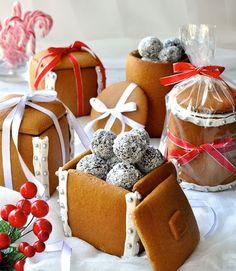Crafty & cute Christmas treats to DIY (20 photos + recipes)