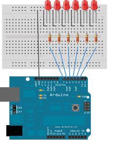 Arduino - ForLoopIteration