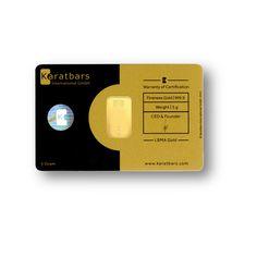 5g Karatbars Card