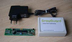 GrowGuard Starter Kit - plant sensor