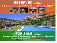 #SantaMariaVillage #Elvira #Marbella  http://bablomarbella.com/nl/listing/spain/costa-del-sol/elviria/apartment/100/