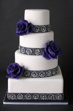Modern Wedding Cakes, Wedding Cake Ideas, Inspiration, Contemporary Wedding Cakes    Colin Cowie Weddings