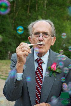 grandpa bubbles, my favorite