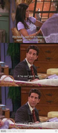 Just Ross being Ross
