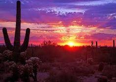 Arizona sunsets are really amazing