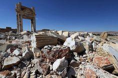 Os arqueólogos se preocupam em salvar o que restou de Palmira, na Síriahttp://www.tudoporemail.com.br/content.aspx?emailid=8823