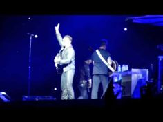 U2 / Leon Gieco - Solo le pido a Dios   360 World tour  Buenos Aires (La Plata) 3-4-11