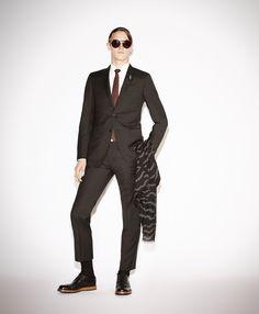Louis Vuitton Men's PF '13 Look 35