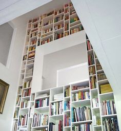 when i was little, i wanted to live in skylight and read books up there all by myself...this will suffice.