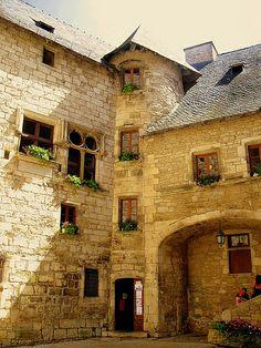 Martel, Gourdon, Lot, Languedoc-Roussillon-Midi-Pyrénées, France