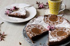 Cerise et Praline: Gâteau fondant au chocolat