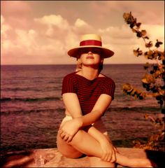 MikeLiveira's Space: Rare Photographs of Marilyn Monroe on Vacation in…