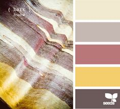 Fall Colors, Neat Pastels  #Fall #FallColors #Color #Palette #Design